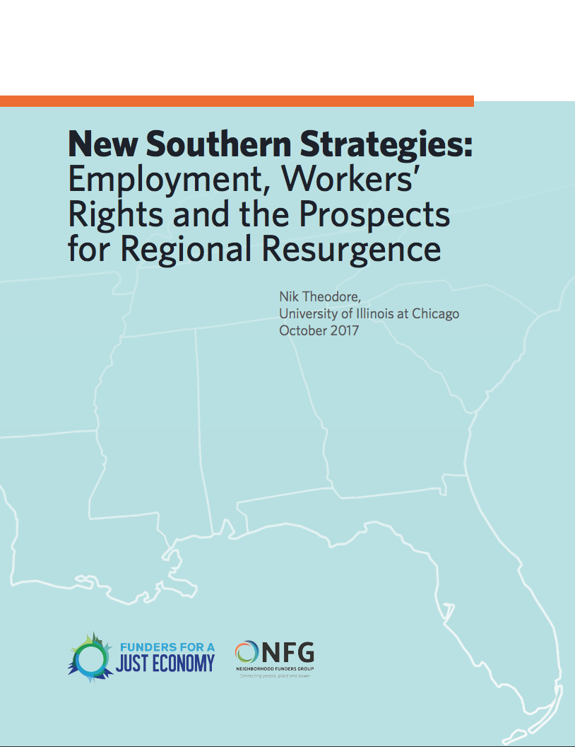 Link to New Southern Strategies report
